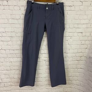 The North Face Gray Cargo Camping Hiking Pants